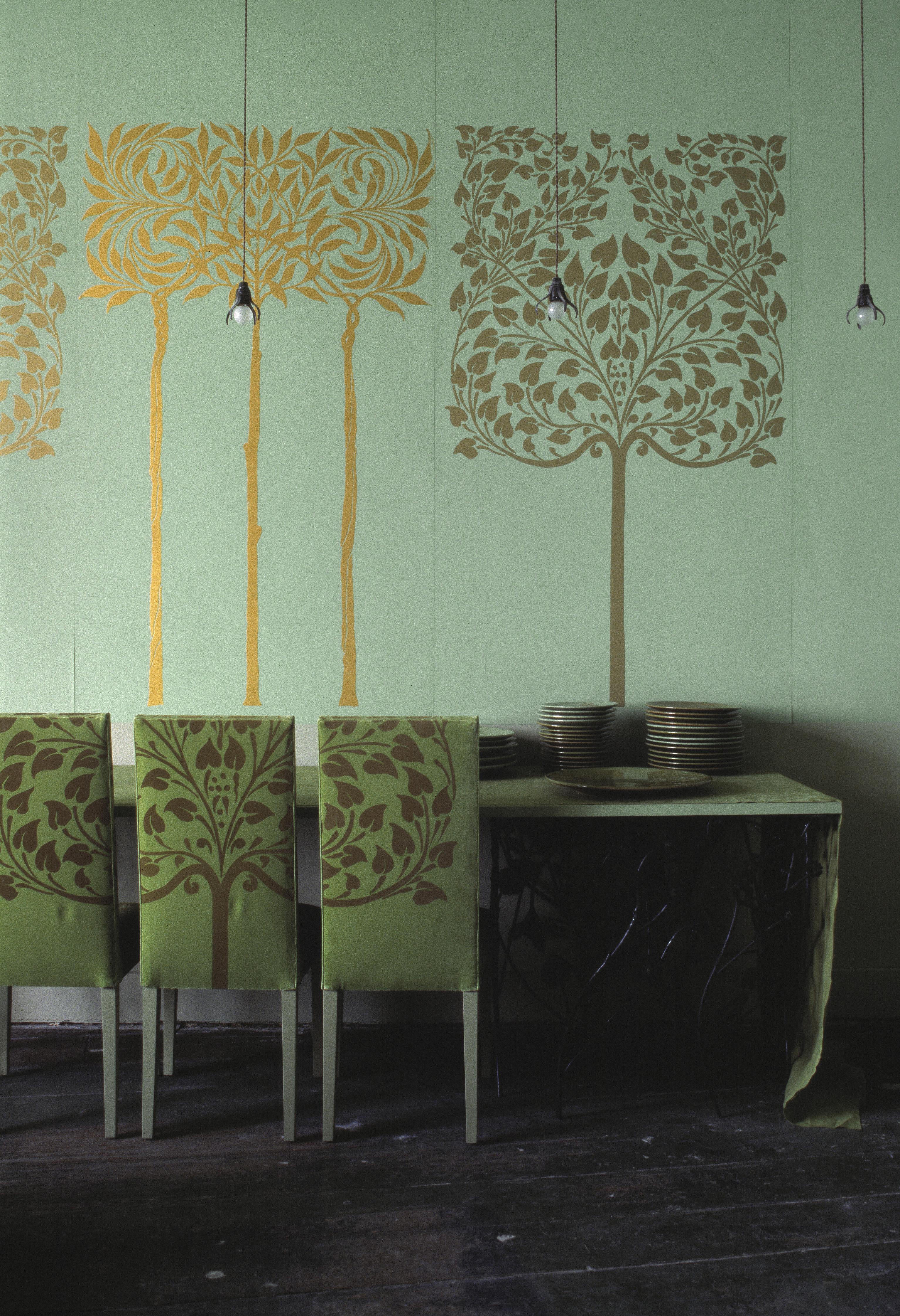emery and cie papier peint motifs arbre premier et arbre second no7 glad design. Black Bedroom Furniture Sets. Home Design Ideas